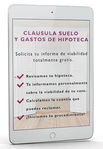 Clausula suelo beneyto abogados beneyto abogados for Abogados clausula suelo